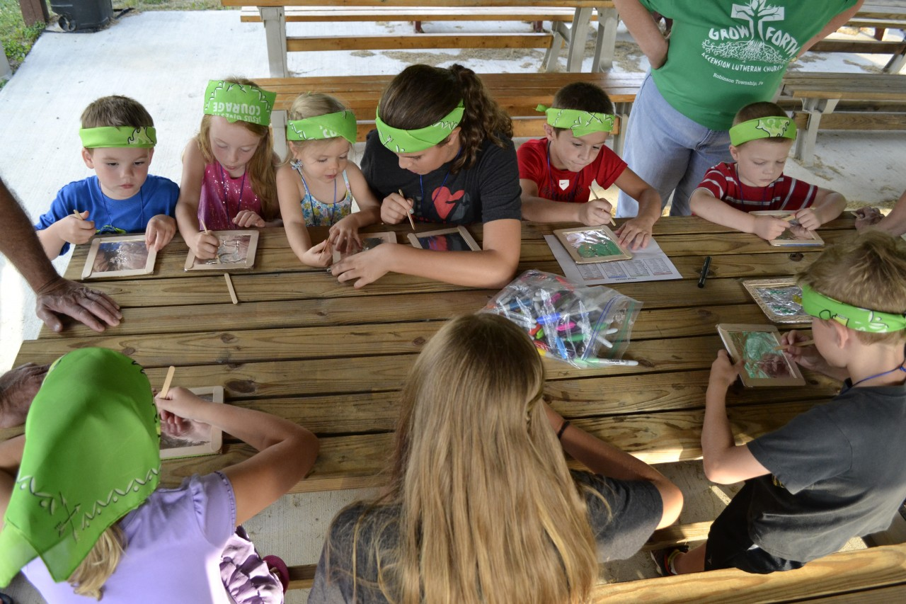 2015 Vacation Bible School – 28