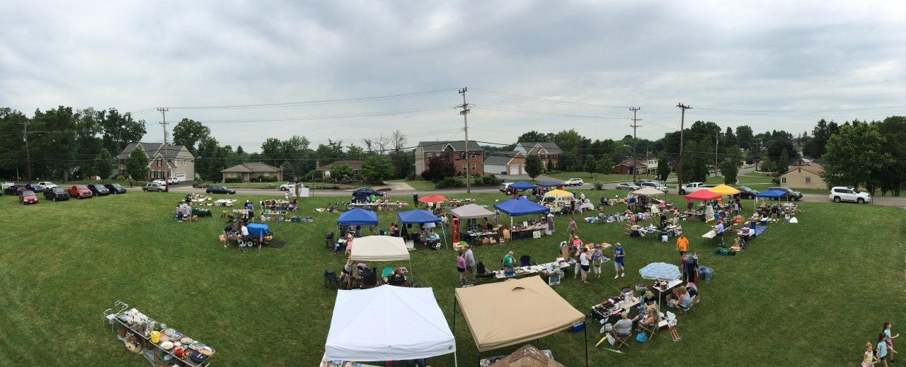 Community Annual Yard Sale 2016